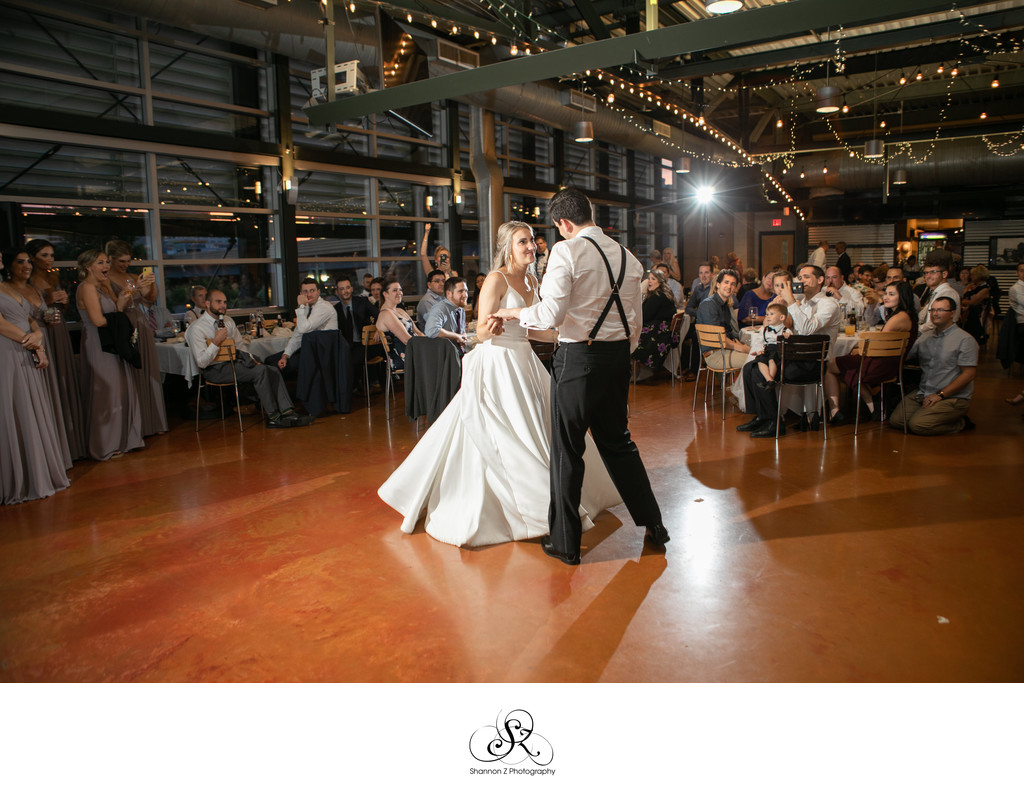 Dance: Milwaukee Public Market Reception