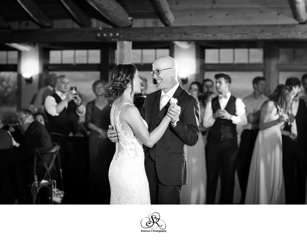 Daddy Daughter Dance: Lake Geneva Photographer