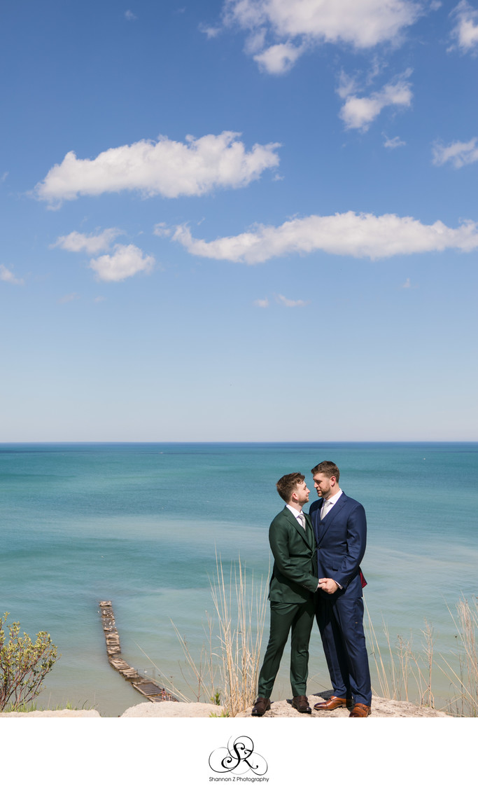 Two Grooms: LGBTQ Friendly Wedding Photography