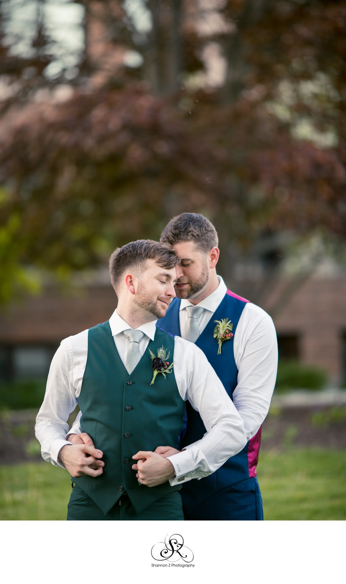 A Moment: LGBTQ Friendly Wedding Photography