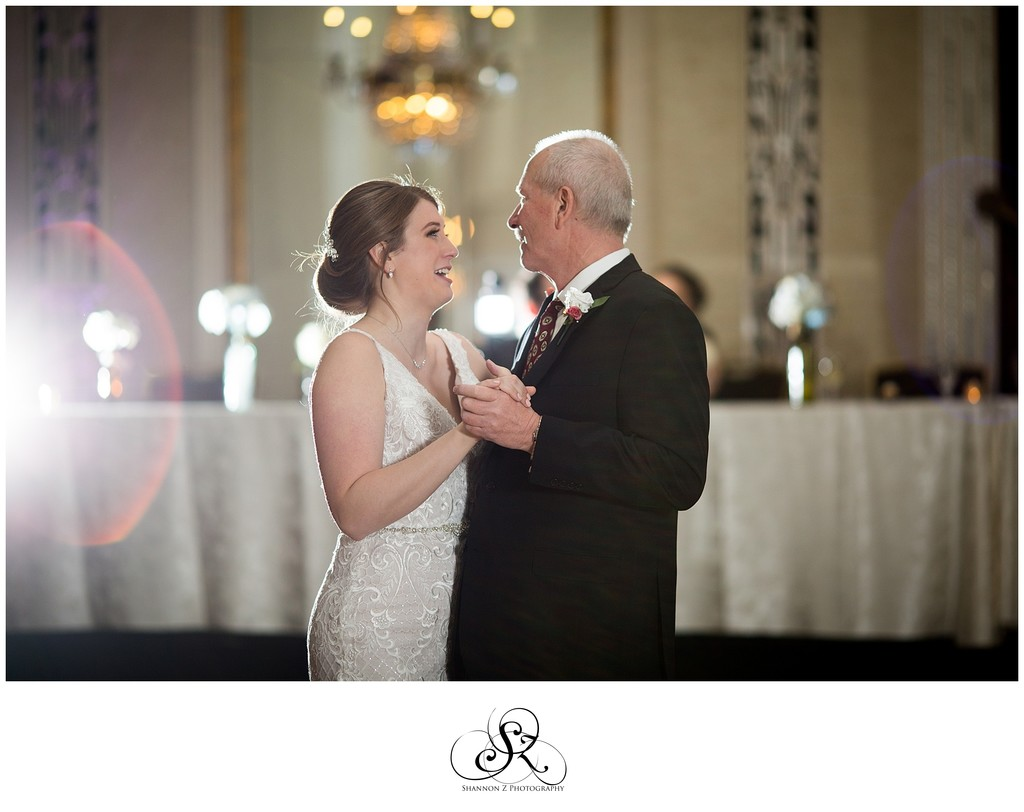 Hilton Milwaukee City Center: Father Daughter Dance