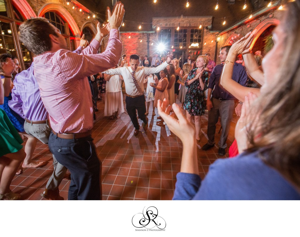 Reception Dance: Historic Pabst Brewery Wedding