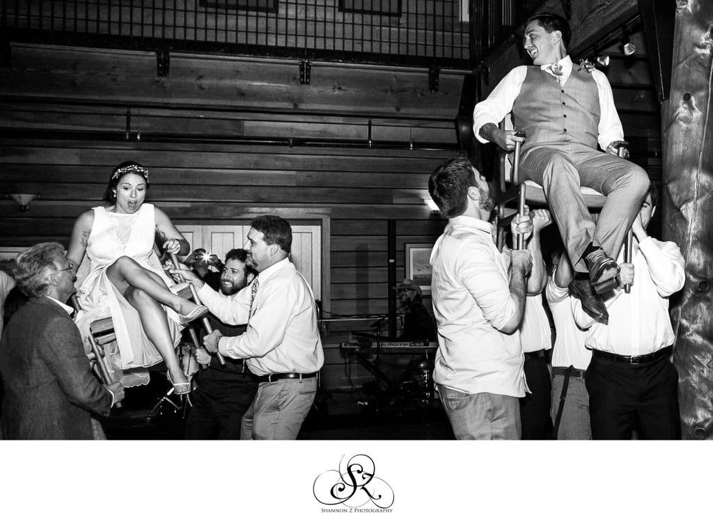 Bride and Groom Dance: Schlitz Audubon Nature Center
