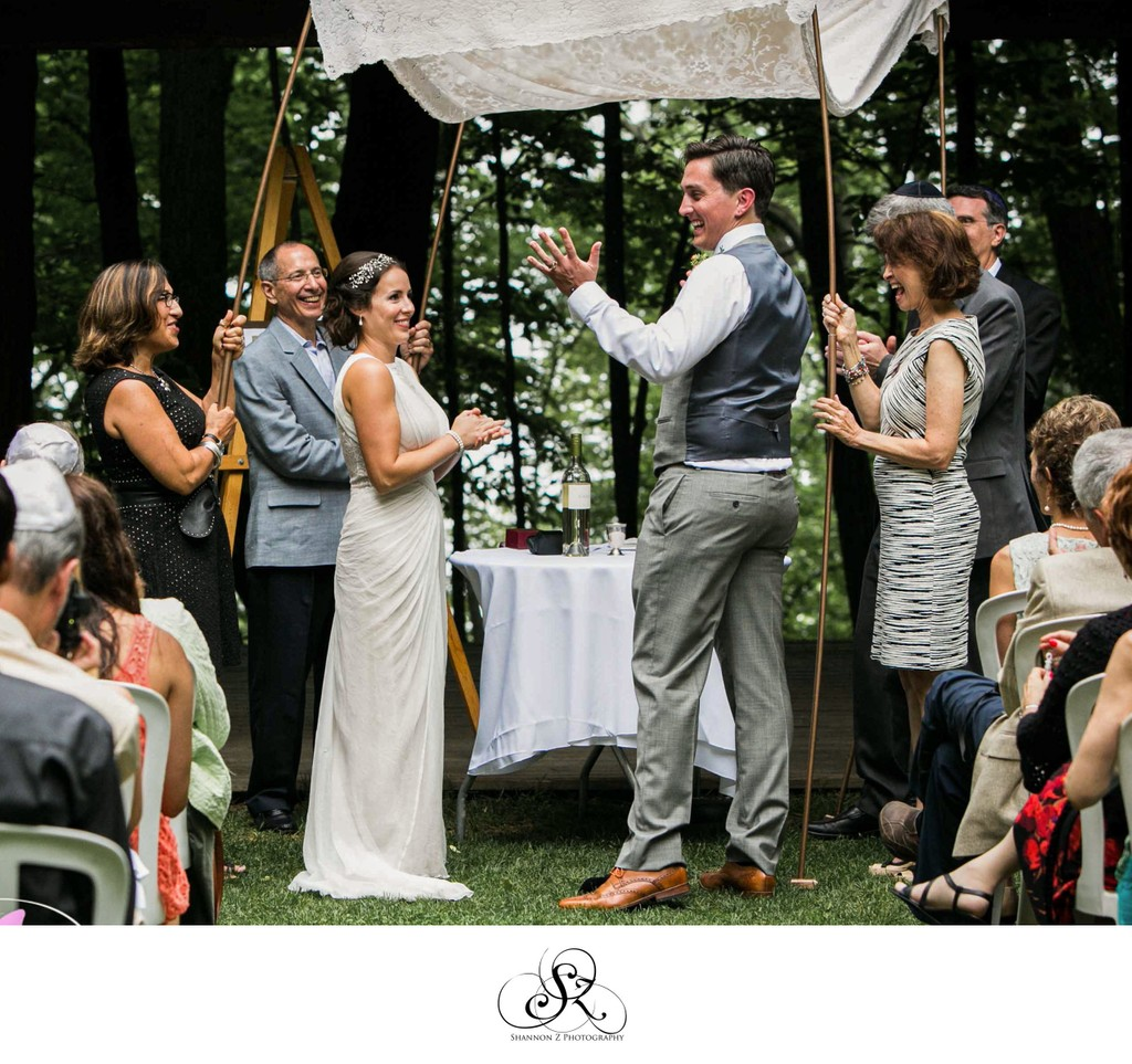 Schlitz Audubon Nature Center: Jewish Weddings