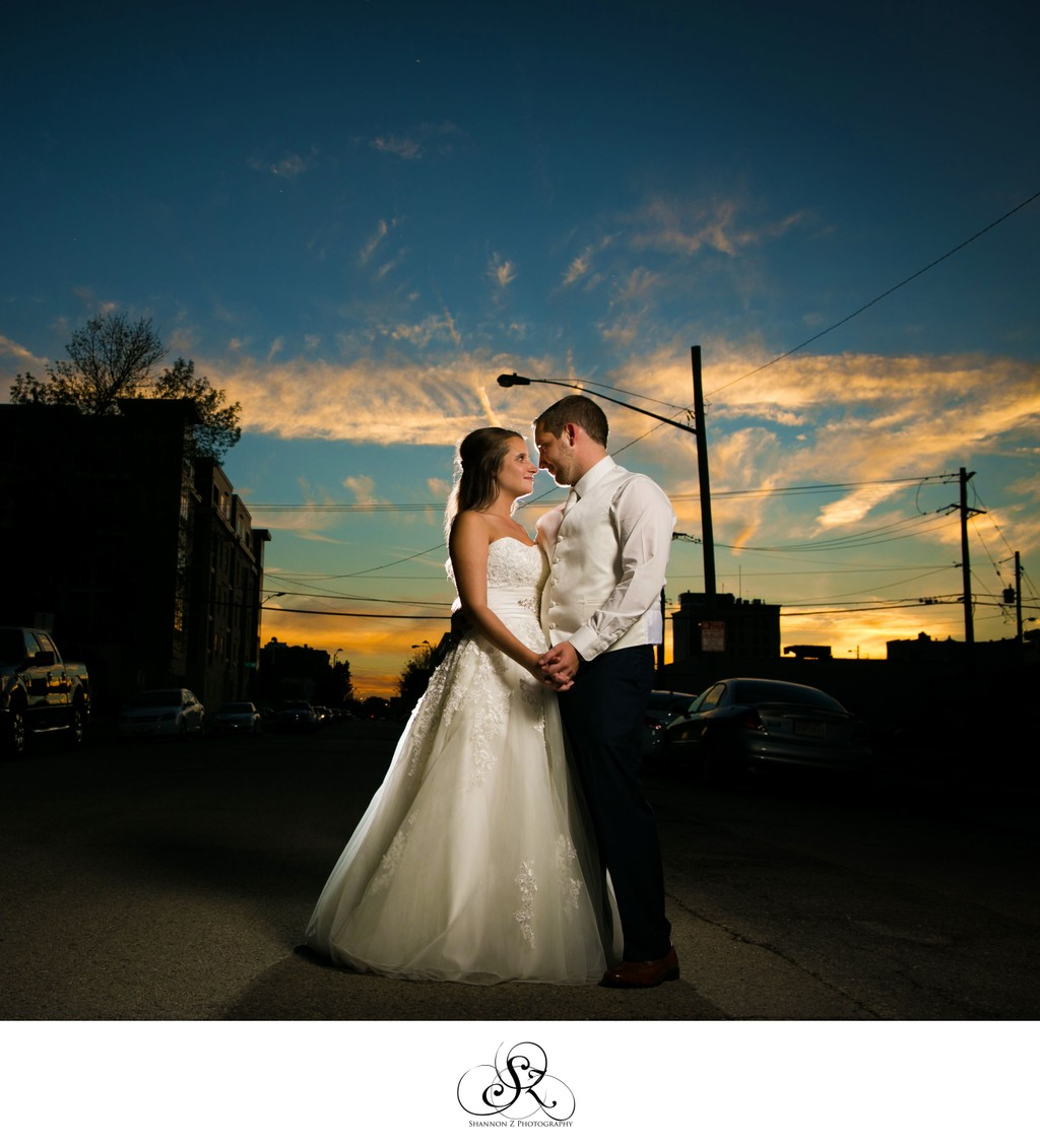 Kenosha Sunset: Wedding Night