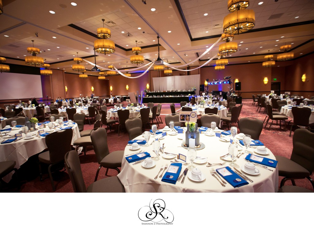 Reception: Potawatomi Hotel Weddings