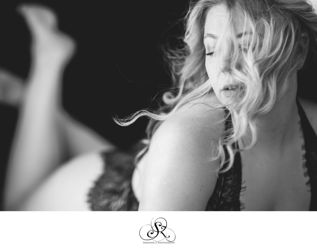 Kenosha Boudoir Photographer: Natural Light Studio