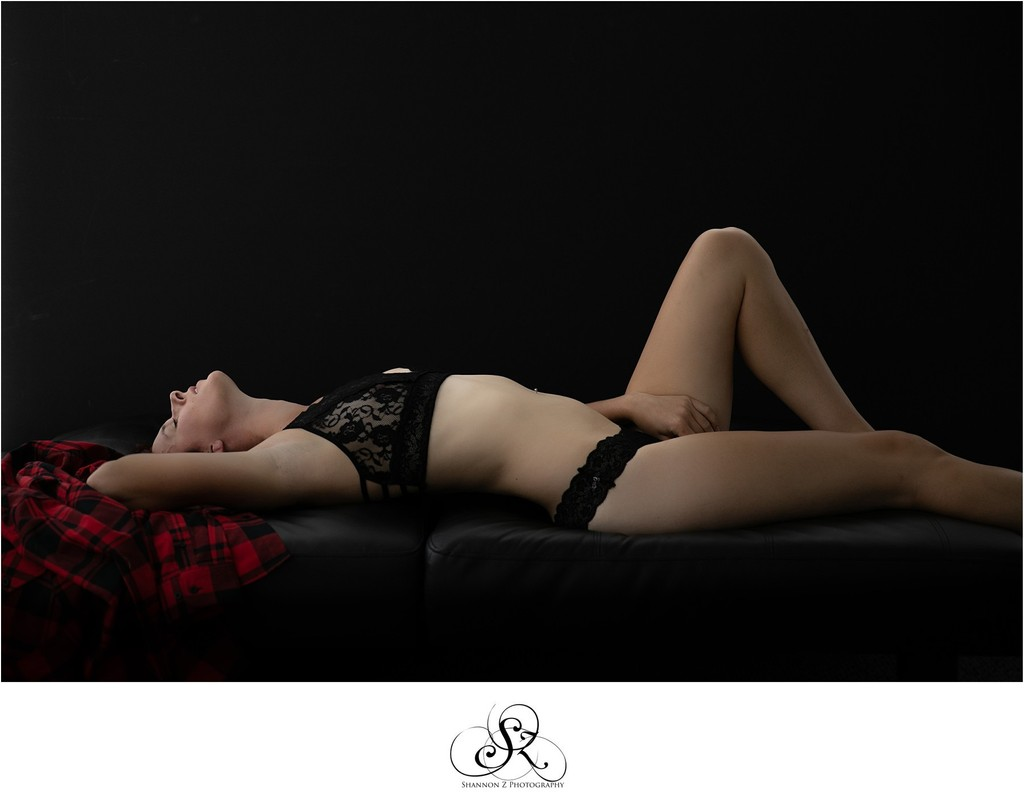 Gifts for Him: Boudoir Photoshoots