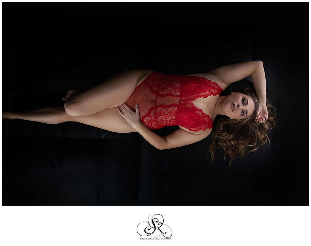 Boudoir Photography in Kenosha