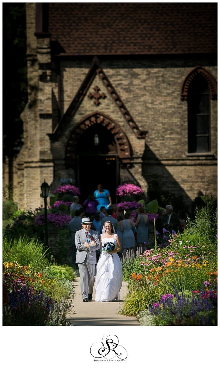 Weddings at DeKoven Center: Recessional