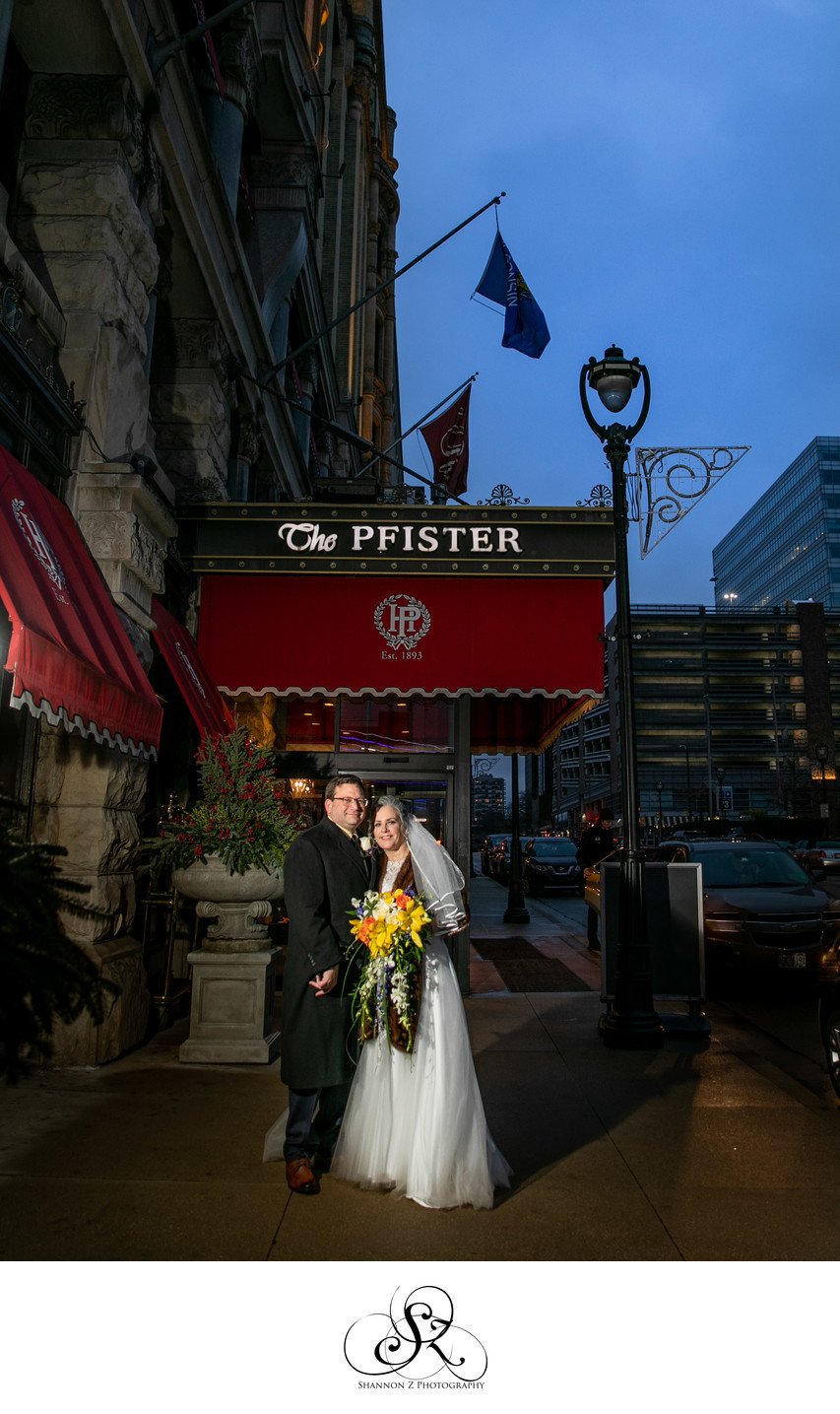 The Pfister Hotel: Milwaukee WI