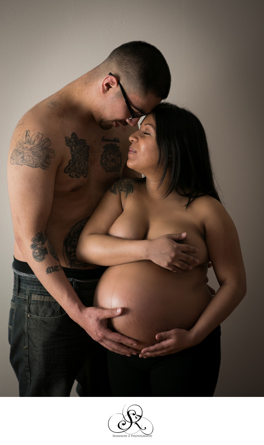 Couples Shoot: Maternity