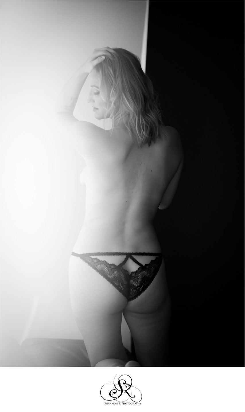 Unique Boudoir: Photographer in Kenosha