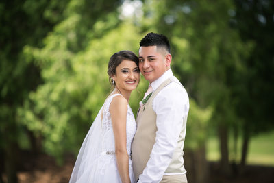 Young in Love: Petrifying Springs Wedding