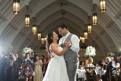 Inside the Covenant: Wedding First Dance