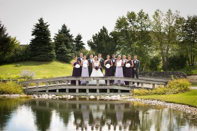 Wedding Party at Wedgewood North Shore