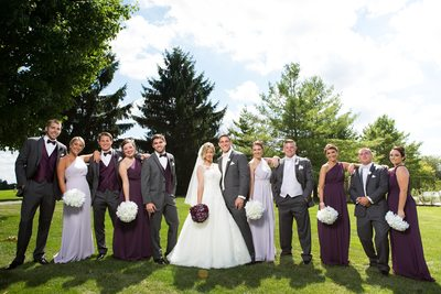 Wedding Party: Wedgewood North Shore
