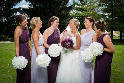 Wedgewood North Shore: Bridesmaids