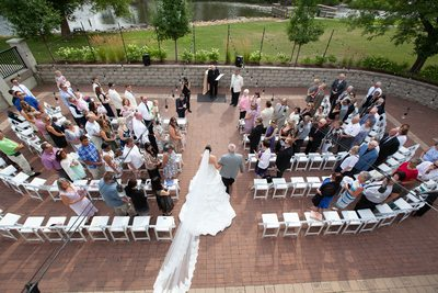 Terrace Ceremony: Veterans Terrace