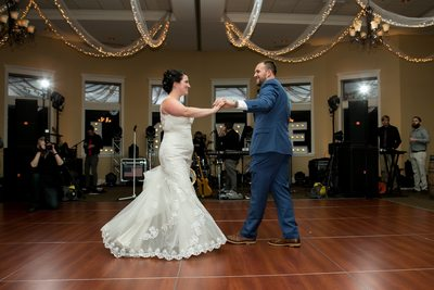 First Dance: Veterans Terrace