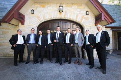 Redfield Estates: Groomsmen