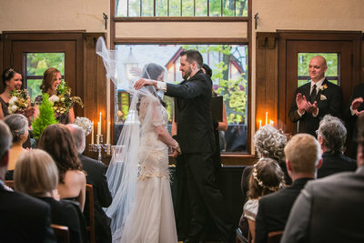 Kiss the Bride: The Grove at Redfield Estattes