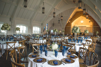 Covenant: Blue and Gold Reception