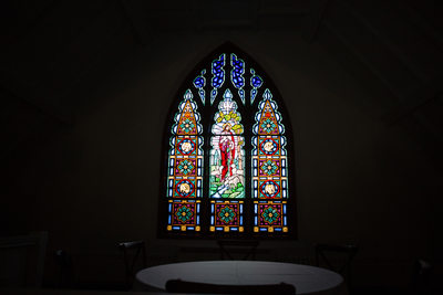 Covenant: Stained Glass Windows