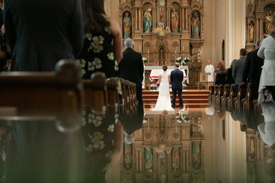 Catholic Wedding: Milwaukee