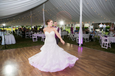 Twirling: First Dance