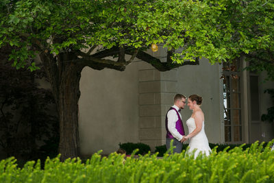 Weddings at Anderson Arts Center