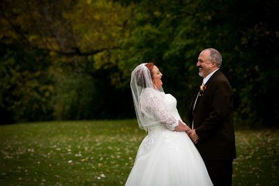 Illinois Wedding Photographers: Fall Wedding