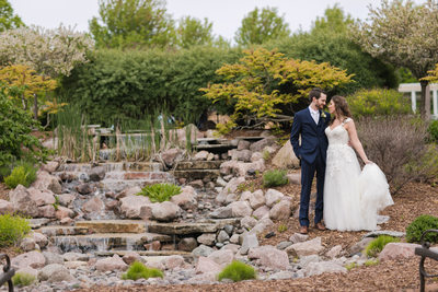 Wisconsin Wedding Photographers: Concordia University