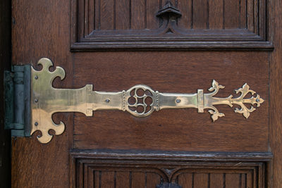 Door Details: Church of the Gesu