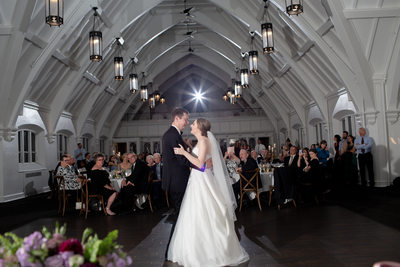 First Dance Magic: The Covenant at Murray Mansion