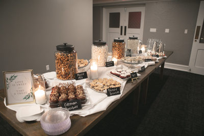 Dessert Table: The Covenant