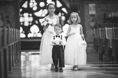Wedding Kids: Church of the Gesu