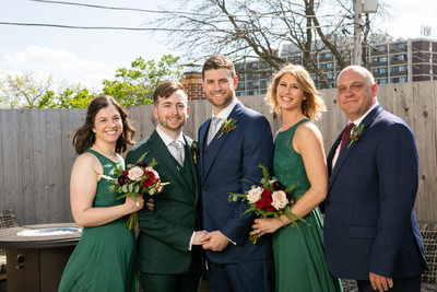 Family Pictures: LGBTQ Friendly Wedding Photography