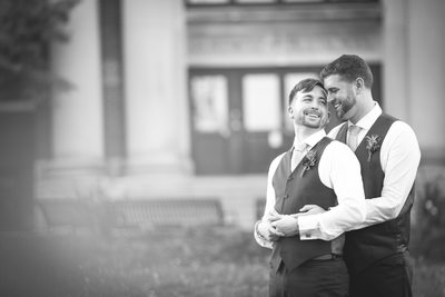 LGBTQ Friendly Wedding Photography: A Moment