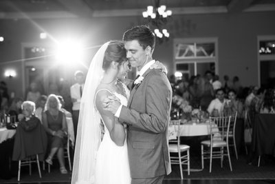 Burlington Wedding Photographer: First Dance