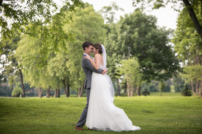 Wedding Day Love: Burlington WI Photographer
