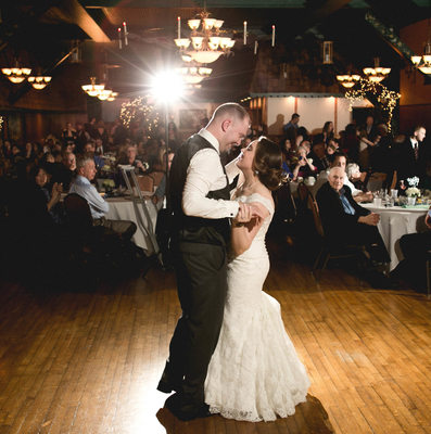 First Dance: Weddings at Pulaski Inn