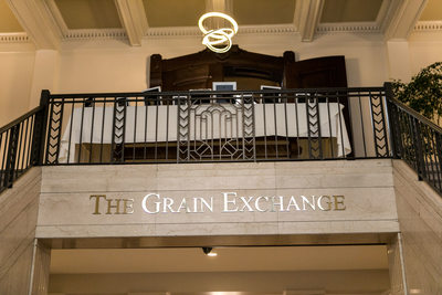 The Grain Exchange: Milwaukee