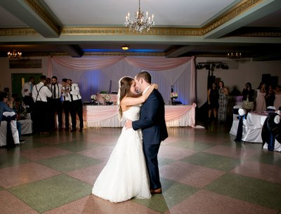 First Dance: Marina Shores