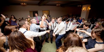 Marina Shores Wedding: Dance Party