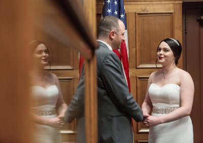 Milwaukee Courthouse Wedding: The Vows