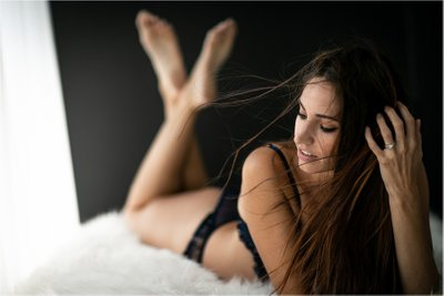 Boudoir Photoshoots in Wisconsin: Shannon Z Photography