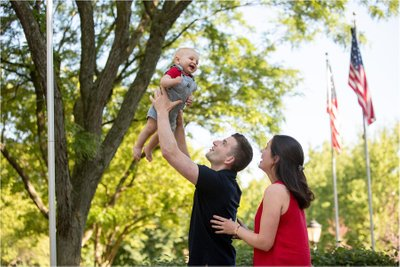 American Family: Kenosha Photographer