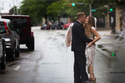 After the Rain: Kenosha Weddings