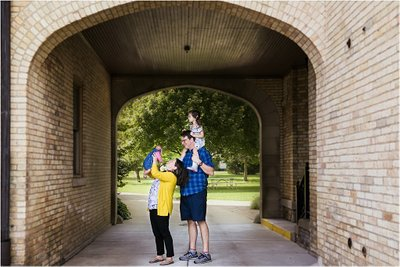 Kemper Center: Family Photos